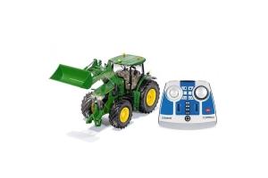 Jaki zdalnie sterowany traktor wybrać? 5 propozycji z akcesoriami