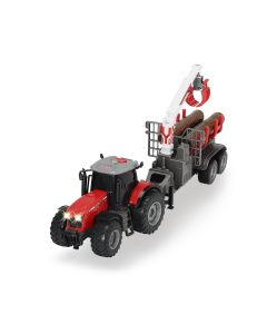 Massey Ferguson 8737 Dickie Toys