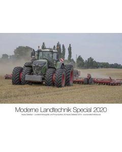Kalendarz Fendt 2020 - nowoczesna technika rolnicza