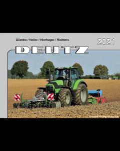 Kalendarz Deutz-Fahr 2021