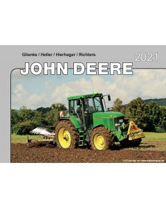 Kalendarz John Deere 2021