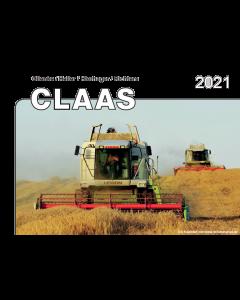 Kalendarz Claas 2021
