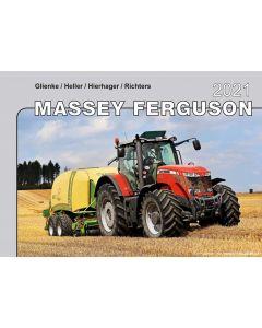 Kalendarz Massey Ferguson 2021