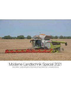 Kalendarz Claas 2021 - nowoczesna technika rolnicza