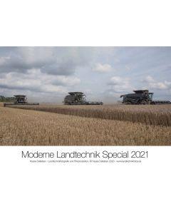 Kalendarz Fendt 2021 - nowoczesna technika rolnicza