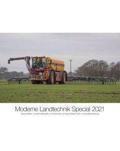 Kalendarz 2021 - nowoczesna technika rolnicza