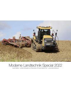 Kalendarz 2022 nowoczesna technika rolnicza