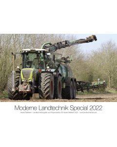 Kalendarz Claas 2022 nowoczesna technika rolnicza