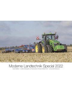 Kalendarz John Deere 2022 nowoczesna technika rolnicza