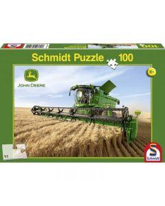 Puzzle Kombajn John Deere S690