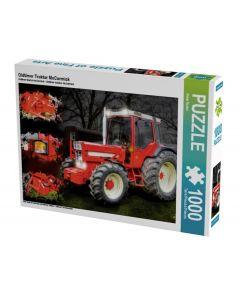 Puzzle Zabytkowy Traktor IHC McCormick