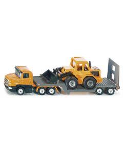 Samochód ciężarowy z ładowarką Siku