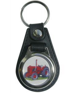 Breloczek do kluczy Case IH z żetonem do wózków sklepowych