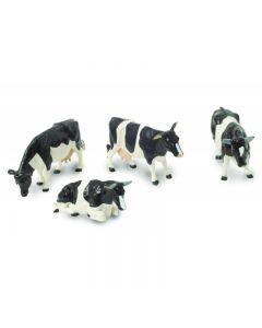Krowy, 4 szt.