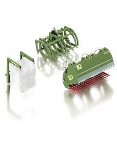 Zestaw narzędzi do ładowacza czołowego Set B Bressel & Lade