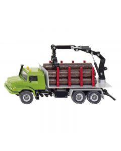 Ciężarówki do przewozu drewna