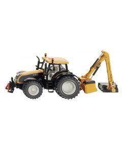 Valtra Traktor z kosiarką Kuhn