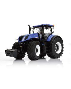 New Holland T7.315 Blue MarGe Models 1:32