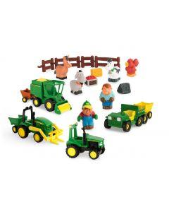 John Deere zestaw - farma