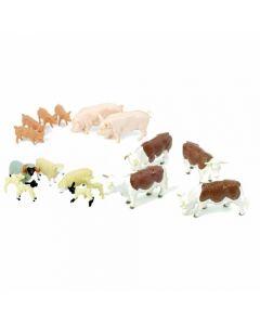 Zwierzęta gospodarskie (zestaw)