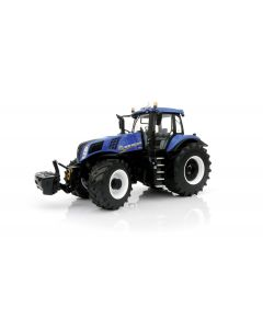 New Holland T8.435 Blue z oponami Vredestein