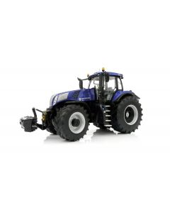 New Holland T8.435 Blue Power z oponami Vredestein