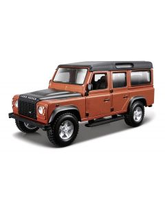 Land Rover Defender 110 brązowy