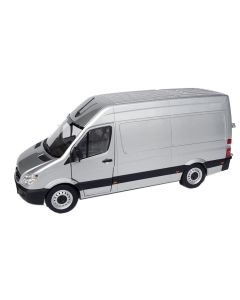 Mercedes-Benz Sprinter srebrny