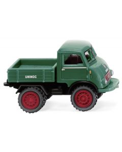 Unimog U 401 zielony Wiking 1:87 036803
