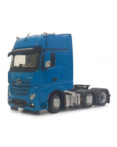 Mercedes-Benz Actros GigaSpace 6 x 2 niebieski
