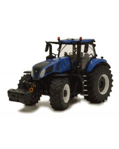 New Holland T8.435 Genesis Blue MarGe Models 1:32