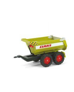 Przyczepa dwuosiowa Claas rollyHalfpipe Rolly Toys R12221