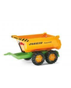 Przyczepa dwuosiowa Joskin rollyHalfpipe Rolly Toys R12226