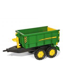 Przyczepa Przyczepa dwuosiowa John Deere rollyContainer Rolly Toys R12509