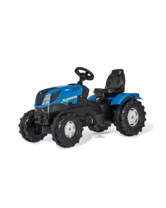 New Holland T7 rollyFarmtrac