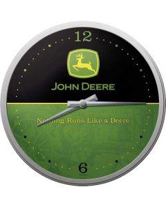 John Deere zegar ścienny