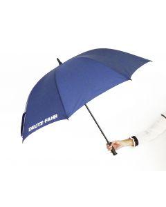 Deutz-Fahr parasol ciemnoniebieski