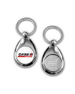 Metalowy breloczek Case IH