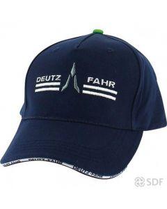 Czapka Deutz-Fahr (granatowa)