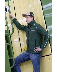 Kurtka Softshell Krone zielona męska rozmiar XL