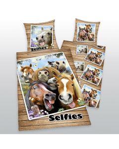 Pościel Konie (Selfies)