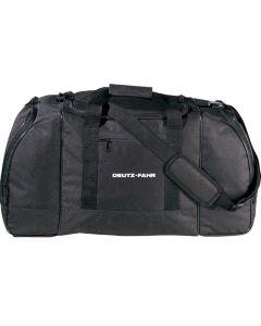 Deutz Fahr torba sportowa czarna