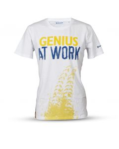 T-Shirt New Holland Genius at work męski rozmiar 3XL