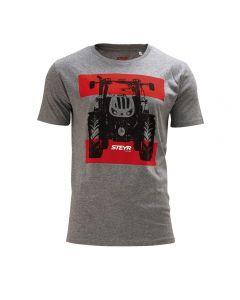 T-Shirt Steyr męski rozmiar L