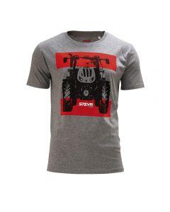 T-Shirt Steyr męski rozmiar XL