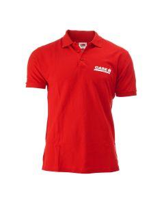 Koszulka Polo Case IH czerwona męska rozmiar 2XL