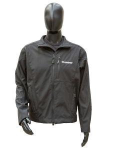 Kurtka Softshell Krone męska, czarna, rozmiar XL