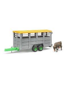 Przyczepa do transportu bydła