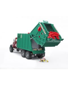 MACK Granite śmieciarka