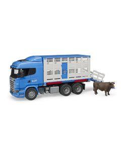 Scania do przewozu bydła Bruder 1:16 03549